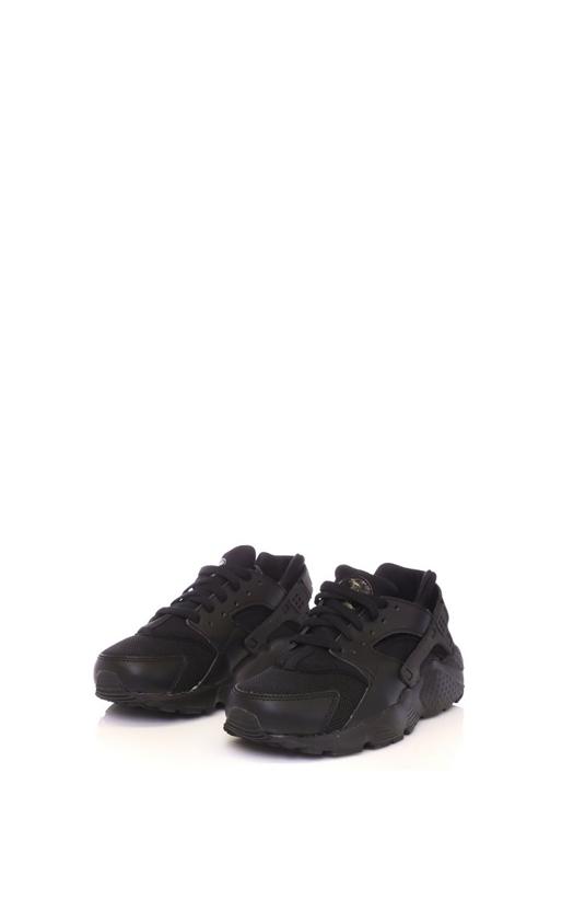 NIKE-Παιδικά παπούτσια NIKE HUARACHE RUN (GS) μαύρα