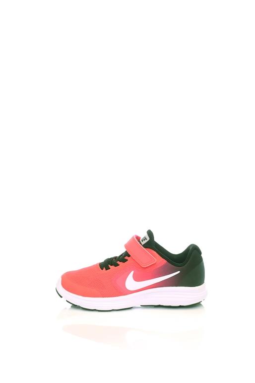 4fd39338617 NIKE-Παιδικά αθλητικά παπούτσια NIKE REVOLUTION 3 (PSV) κόκκινα-μαύρα