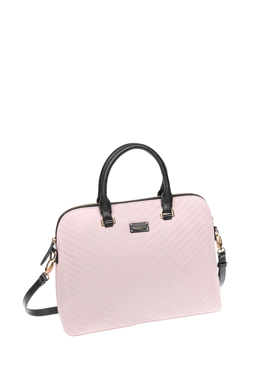cf7bd056e2 PAUL S BOUTIQUE-Γυναικεία τσάντα PAUL S BOUTIQUE ροζ