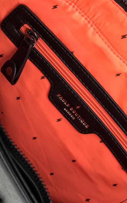 PAUL'S BOUTIQUE-Γυναικεία τσάντα TABBY PAUL'S BOUTIQUE μαύρη