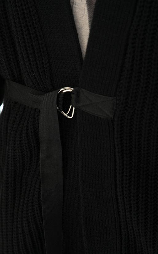 RELIGION-Ανδρική ζακέτα ROGUE RELIGION μαύρη