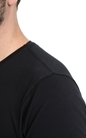 SCOTCH & SODA-Ανδρικό T-shirt NOS SCOTCH & SODA μαύρο