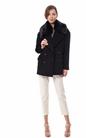 SCOTCH & SODA-Γυναικείο παλτό MAISON SCOTCH μπλε