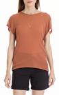 SCOTCH & SODA-Γυναικεία μπλούζα Maison Scotch πορτοκαλί