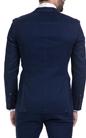 SCOTCH & SODA-Ανδρικό σακάκι Chic tailored hotel  blazer μπλε