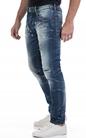 SCOTCH & SODA-Ανδρικό τζιν παντελόνι Ralston Plus - Bust It Out μπλε