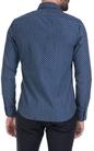 SCOTCH & SODA-Αντρικό πουκάμισο Ams Blauw SCOTCH & SODA μπλε