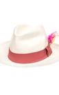 SCOTCH & SODA-Καπέλο MAISON SCOTCH εκρού-κόκκινο