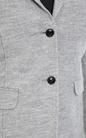 SCOTCH & SODA-Γυναικείο σακάκι MAISON SCOTCH γκρι