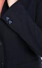 SCOTCH & SODA-Γυναικείο σακάκι Blazer in special wool quality μπλε