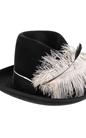 SCOTCH & SODA-Γυναικείο καπέλο MAISON SCOTCH μαύρο