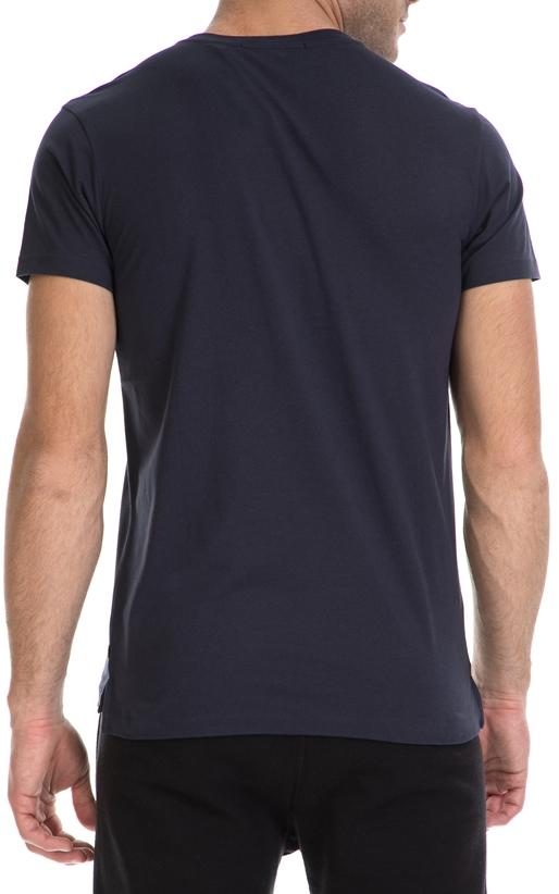 SCOTCH & SODA-Ανδρικό T-shirt SCOTCH & SODA μπλε
