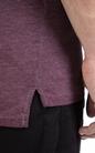 SCOTCH & SODA-Αντρική μπλούζα SCOTCH & SODA μοβ