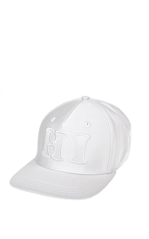 SCOTCH & SODA-Ανδρικό καπέλο SCOTCH & SODA λευκό