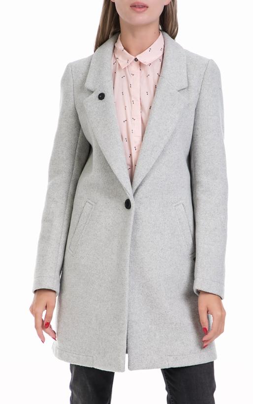 SCOTCH & SODA-Γυναικείο παλτό Maison Scotch γκρι