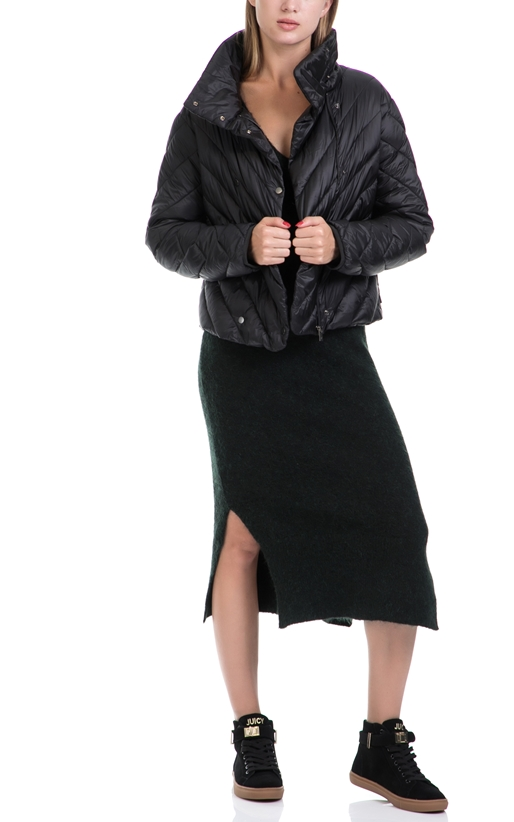 SCOTCH & SODA-Γυναικείο φόρεμα MAISON SCOTCH πράσινο