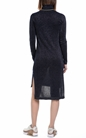 SCOTCH & SODA-Γυναικείο φόρεμα MAISON SCOTCH μπλε