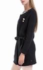 SCOTCH & SODA-Γυναικεία ζακέτα MAISON SCOTCH μαύρη