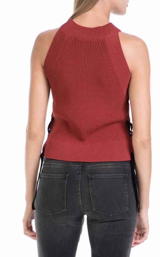 SCOTCH & SODA-Γυναικεία μπλούζα MAISON SCOTCH κόκκινη