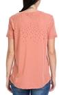 SCOTCH & SODA-Γυναικεία μπλούζα MAISON SCOTCH ροζ
