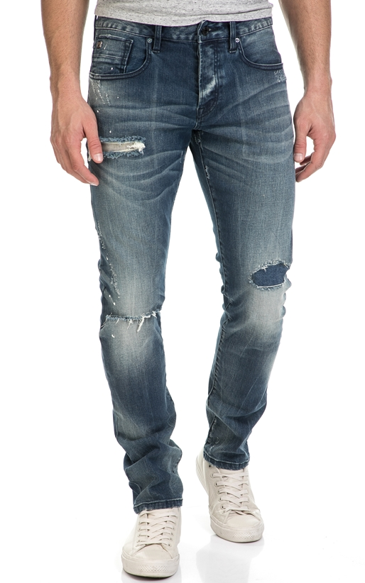 SCOTCH & SODA-Ανδρικό τζιν παντελόνι RALSTON - FLYING DUTCHMAN SCOTCH & SODA μπλε