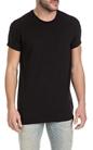 SCOTCH & SODA-Ανδρικό T-shirt CLUB NOMADE SCOTCH & SODA μαύρο