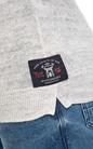 SCOTCH & SODA-Ανδρική μακρυμάνικη μπλούζα Scotch & Soda εκρού