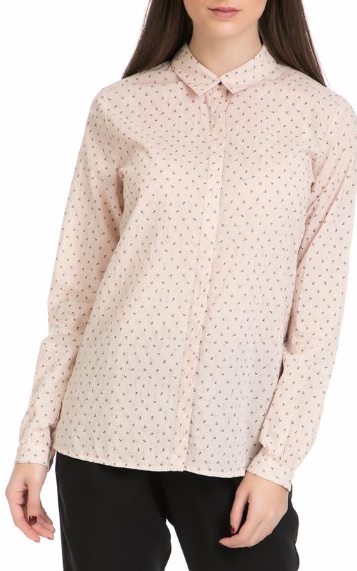 Γυναικείο πουκάμισο MAISON SCOTCH ροζ - SCOTCH   SODA (1589539 ... 21c12df1b9e