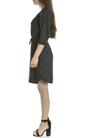 SCOTCH & SODA-Γυναικείο φόρεμα SCOTCH & SODA μαύρο