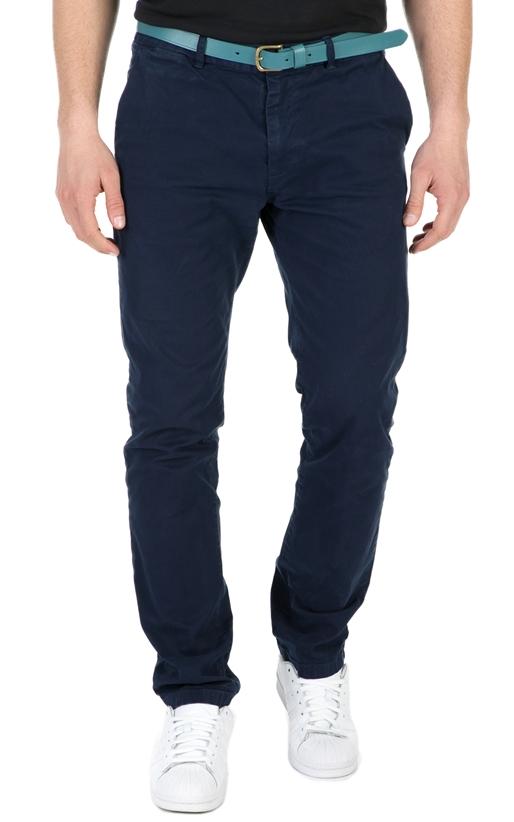 SCOTCH & SODA-Ανδρικό παντελόνι SCOTCH & SODA μπλε