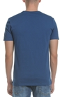 SCOTCH & SODA-Ανδρικό T-shirt SCOTCH & SODA μπλε