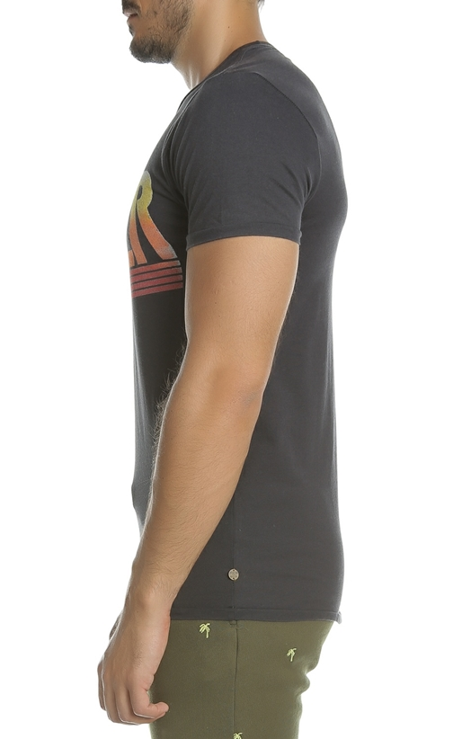 SCOTCH & SODA-Ανδρικό T-shirt SCOTCH & SODA μαύρο