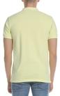 SCOTCH & SODA-Ανδρική πόλο μπλούζα SCOTCH & SODA κίτρινη