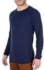 SCOTCH & SODA-Ανδρική μακρυμάνικη μπλούζα SCOTCH & SODA μπλε