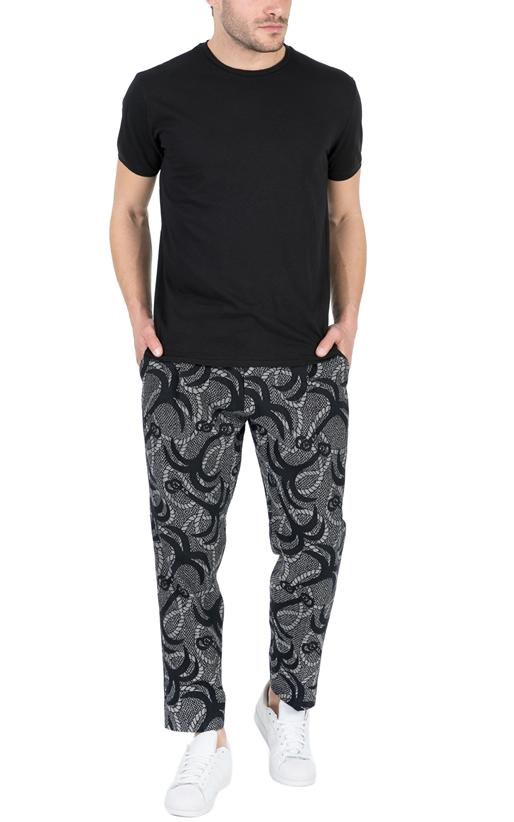 SCOTCH & SODA-Ανδρικό chino παντελόνι SCOTCH & SODA με μοτίβο