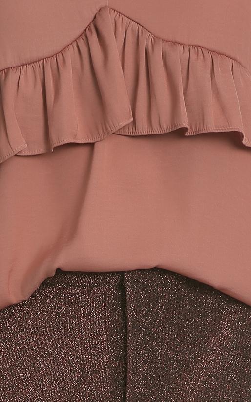 SCOTCH & SODA-Γυναικεία τοπ SCOTCH & SODA ροζ