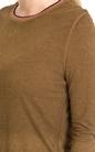 SCOTCH & SODA-Γυναικεία μπλούζα SCOTCH & SODA χακί
