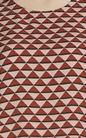 SCOTCH & SODA-Γυναικεία μπλούζα SCOTCH & SODA καφέ-ροζ