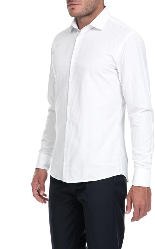 SSEINSE-Αντρικό πουκάμισο CAMICIA SSEINSE άσπρο