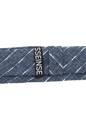 SSEINSE-Ανδρική γραβάτζα CRAVATTA SSEINSE λευκή-μπλε
