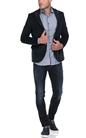 SSEINSE-Αντρικό σακάκι GIACCA SSEINSE μπλε