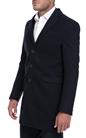 SSEINSE-Αντρικό παλτό CAPPOTTO SSEINSE μπλε