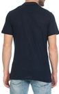 SSEINSE-Ανδρική πόλο μπλούζα SSEINSE μπλε