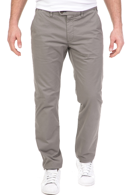 a51f33adc6d6 Ανδρικό παντελόνι chino TED BAKER SEENCHI SLIM FIT γκρι (1707193 ...