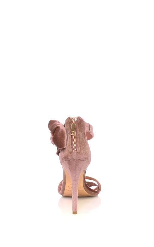 TED BAKER-Γυναικεία πέδιλα TORABEL TED BAKER ροζ