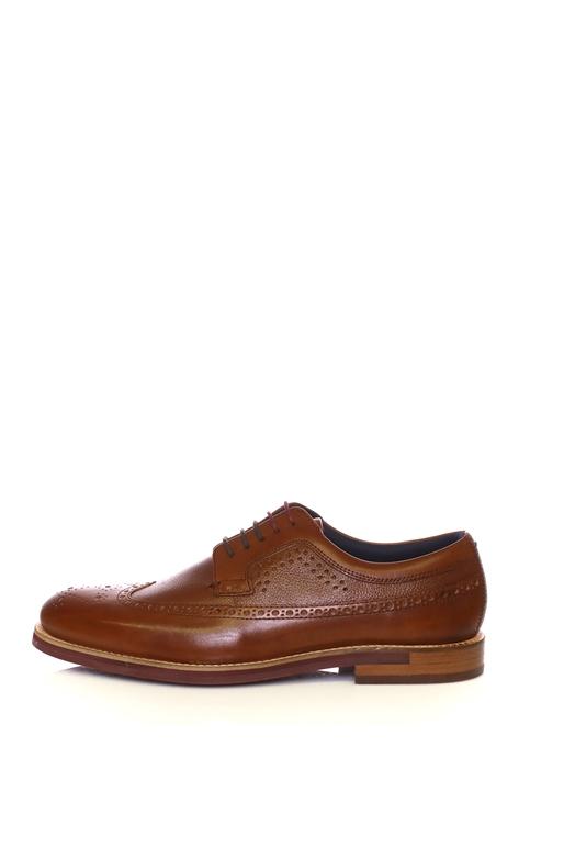 255dabcfd37 Ανδρικά δερμάτινα παπούτσια Ted Baker DEELANI καφέ