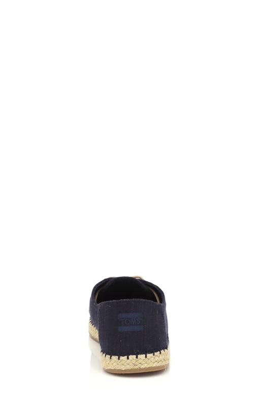 TOMS-Ανδρικά sneakers TOMS μπλε