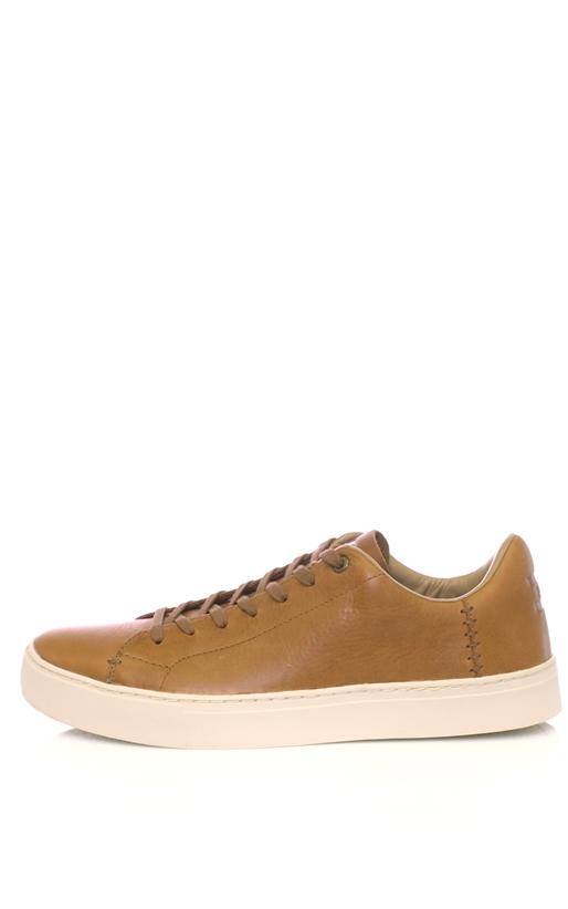 TOMS-Ανδρικά sneakers TOMS LENOX καφέ