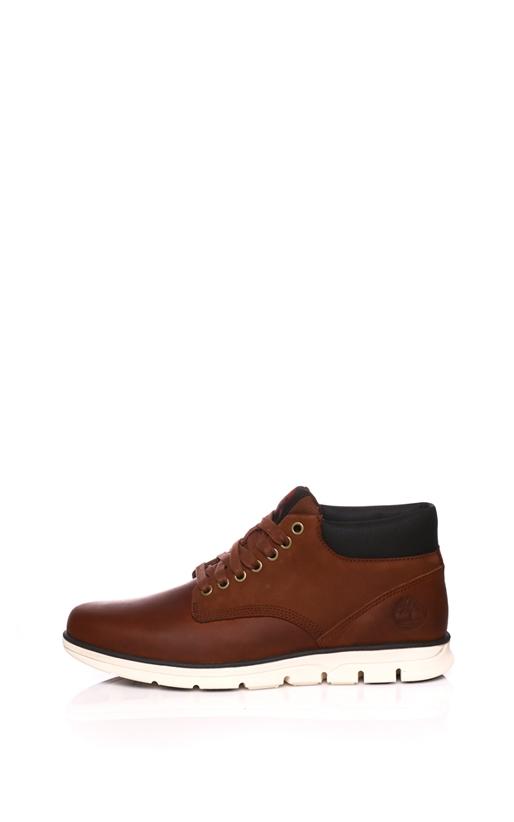 Ανδρικά μποτάκια Chukka Leather καφέ - TIMBERLAND (1717678 ... ee907e54811