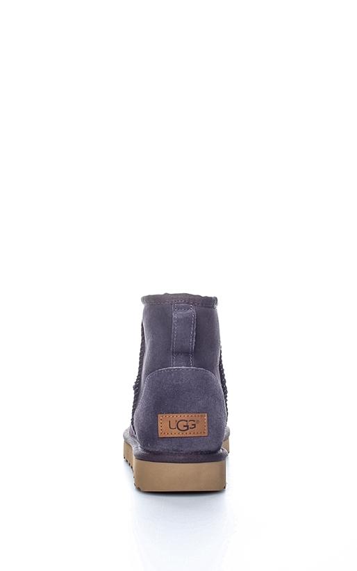 UGG-Γυναικεία μποτάκια Classic Mini II UGG μπλε